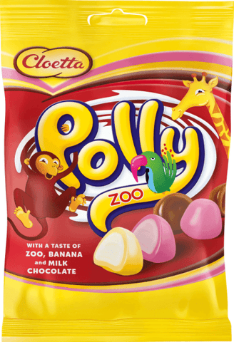 Zoo Candy Polly