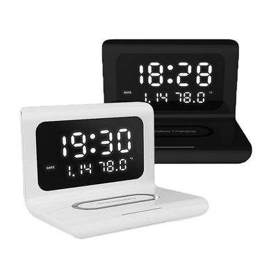 Alarm Clock Wireless Charger