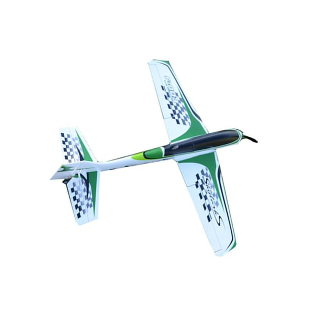Wingspan Trainer 3D Aerobatic Aircraft RC Airplane KIT