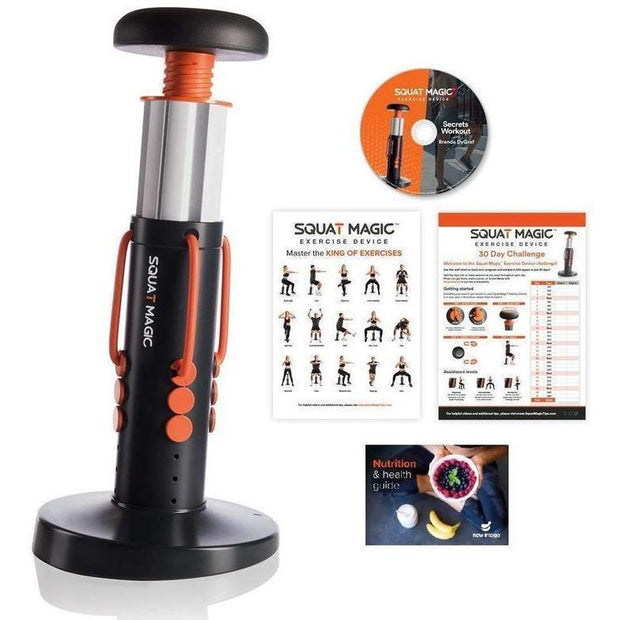 Squat Magic™️ Home Workout Machine - Health & Fitness - World Gift Deals