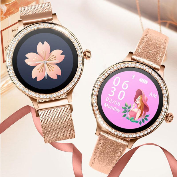 LILY™ Diamond Smart Watch