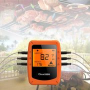 Wireless  Bluetooth Wifi  Smart BBQ Thermometer