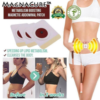 MagnaCure™ Metabolism Boosting Magnetic Abdominal Patch