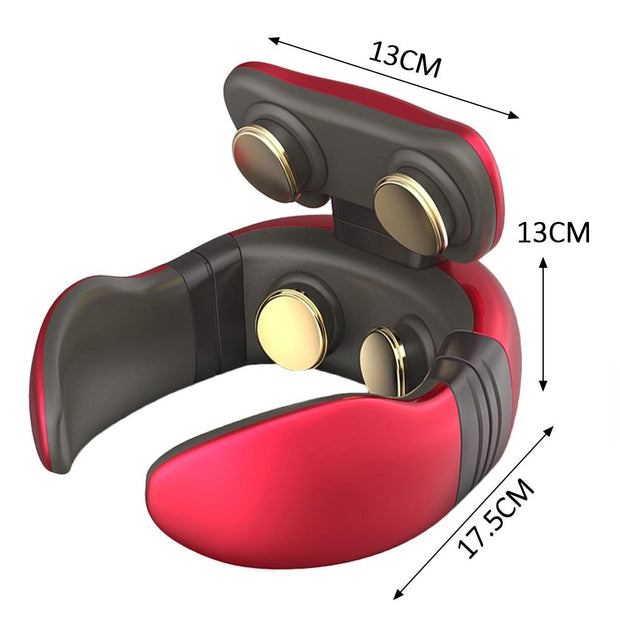 Smart Electric Neck and Shoulder Massager Pain