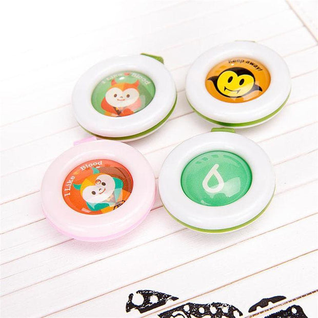 Mosquito Repellent Button