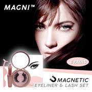 MAGNI™ Magnetic Eyeliner & Eyelash Set