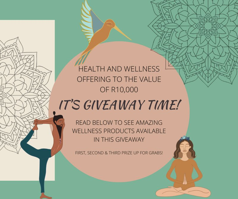 Mzansi Beautiful takes part in Ananda Sanctuary's health and wellness giveaway