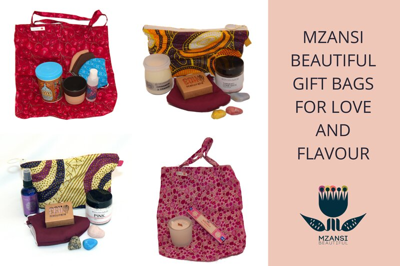 Part 2: Gorgeous Mzansi Beautiful Gift Bags