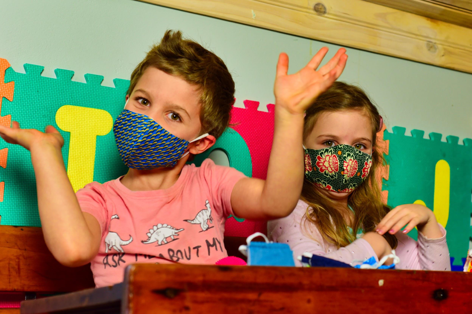 A Paediatrician Discusses COVID-19 And Wearing Masks