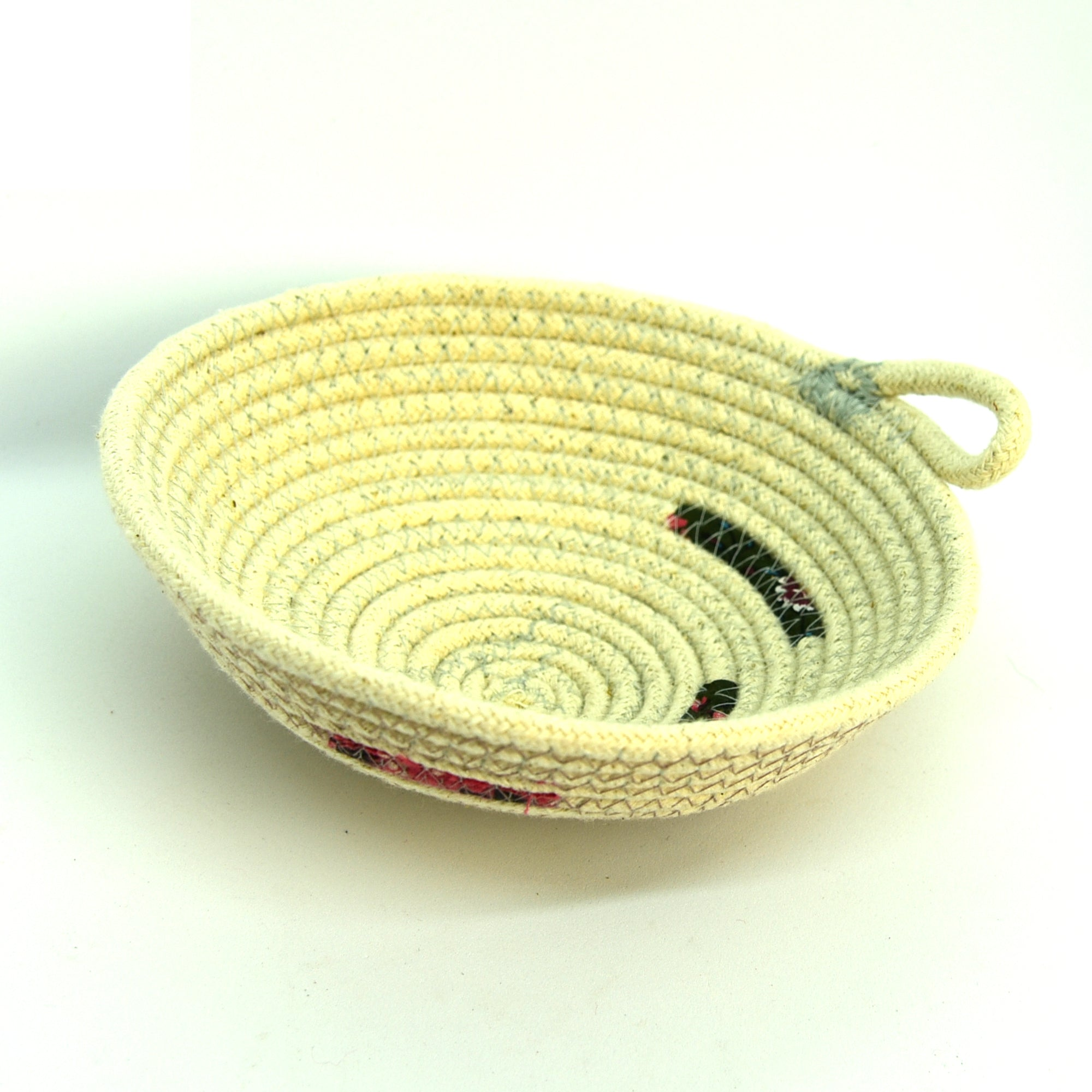 Rope Bowls - Small Flower
