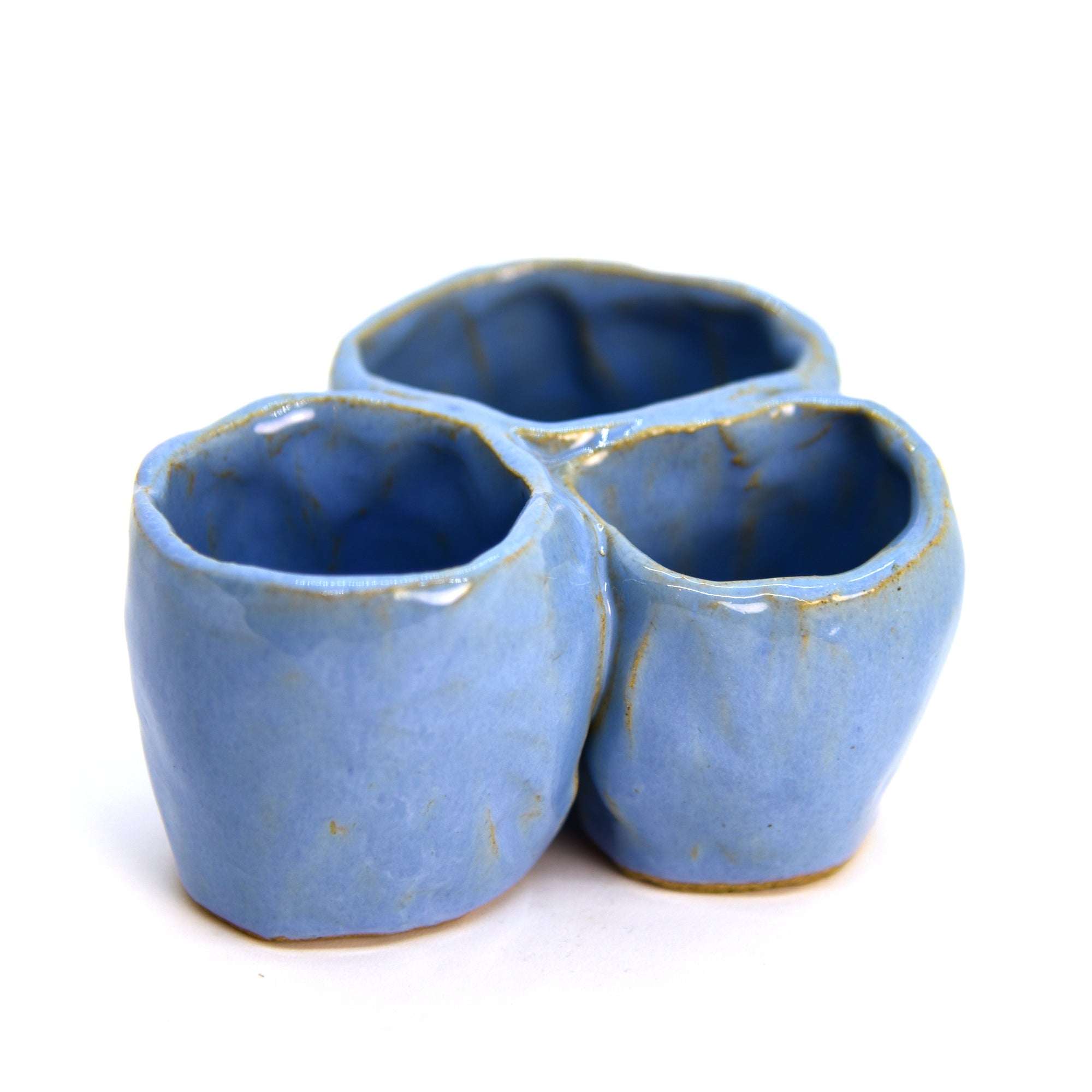 Raku Holder - Powder Blue