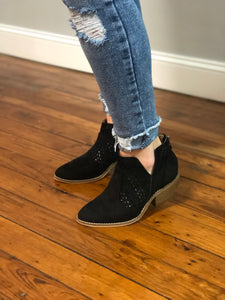 Black Katalla Booties
