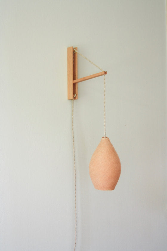 WALL HANGER -  for small lamps