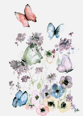 Print - Butterfly