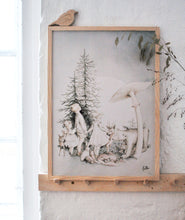 Load image into Gallery viewer, Poster - Forest Fairytale