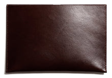Load image into Gallery viewer, FRED IPAD SLEEVE (DARK BROWN)