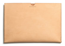 Load image into Gallery viewer, FRED IPAD SLEEVE - Natural