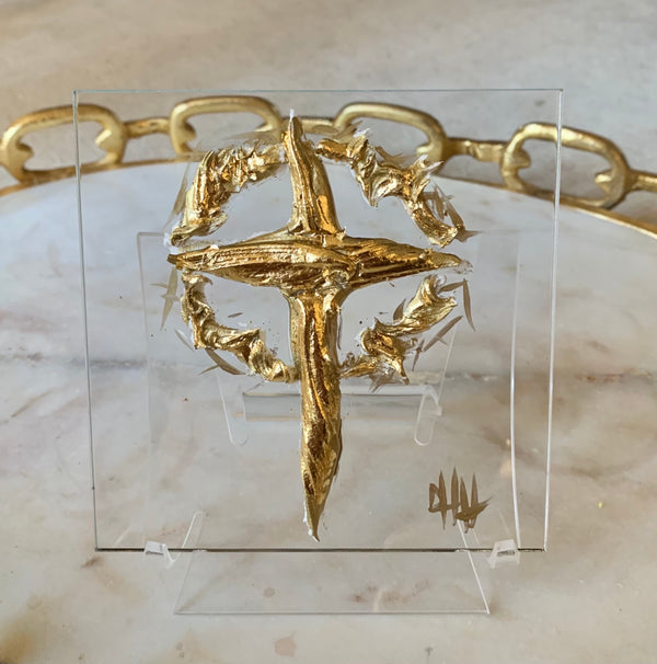 Acrylic Crown of Thorns