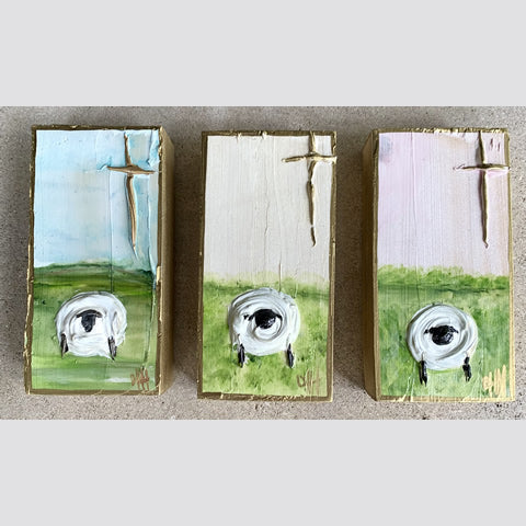 Sheep Block (3x6)