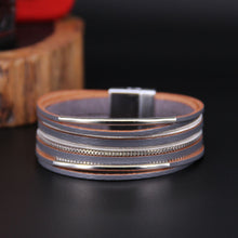 Load image into Gallery viewer, Zara Leather Cuff