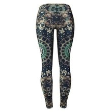 Load image into Gallery viewer, Mandala Leggings