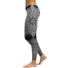 Load image into Gallery viewer, Yantra Leggings