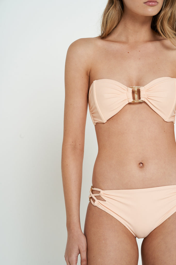 Smokey Top - Peach - Eco