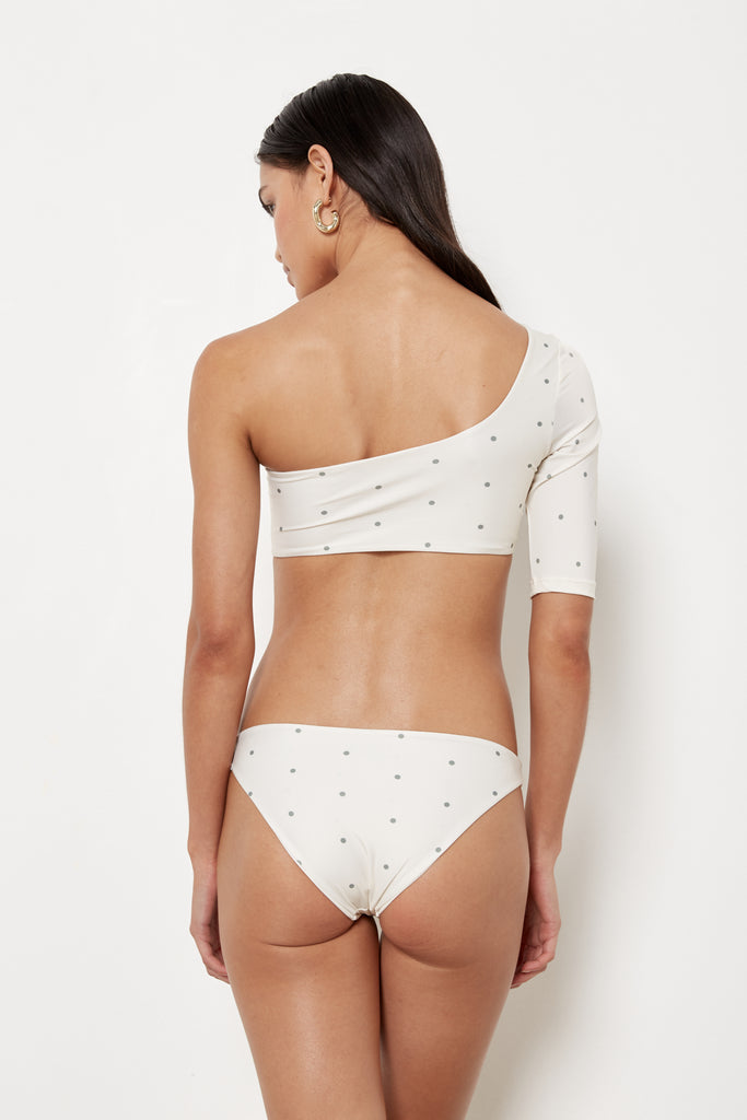 Wildflower Bottoms - Moss Baby Dot - Eco