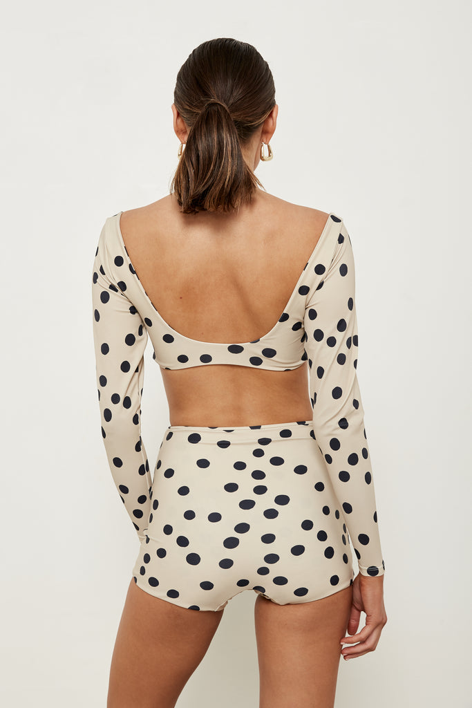 Momo Top - Camille Dot - Eco