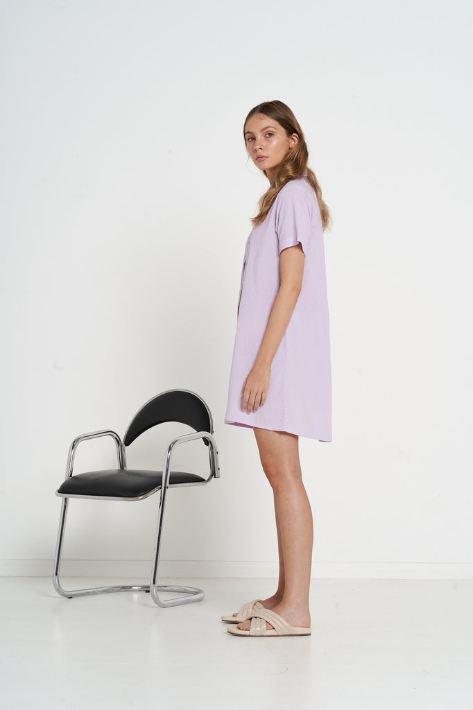 Montreal Dress | Orchid