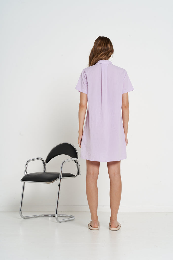 Montreal Dress - Orchid