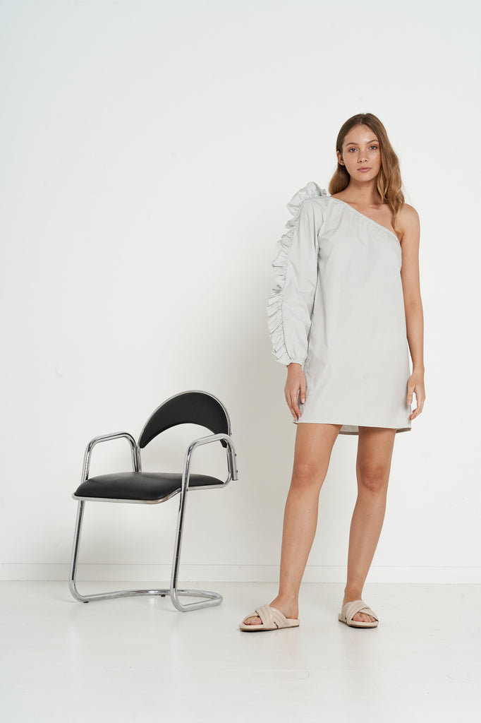 Oasis Dress - Silver