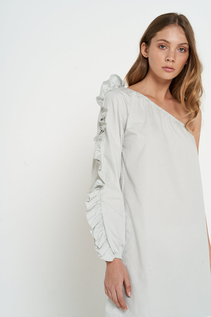 Oasis Dress | Silver