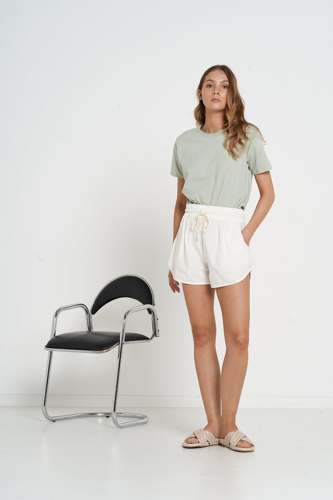 Pippa Shorts - White