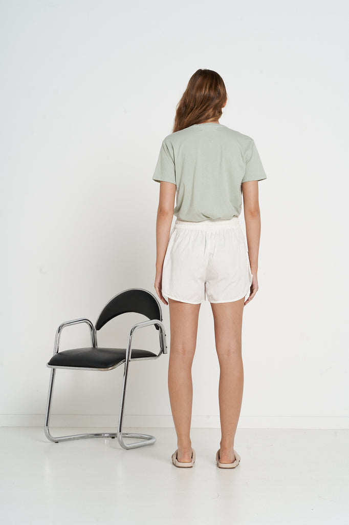 Pippa Shorts | White