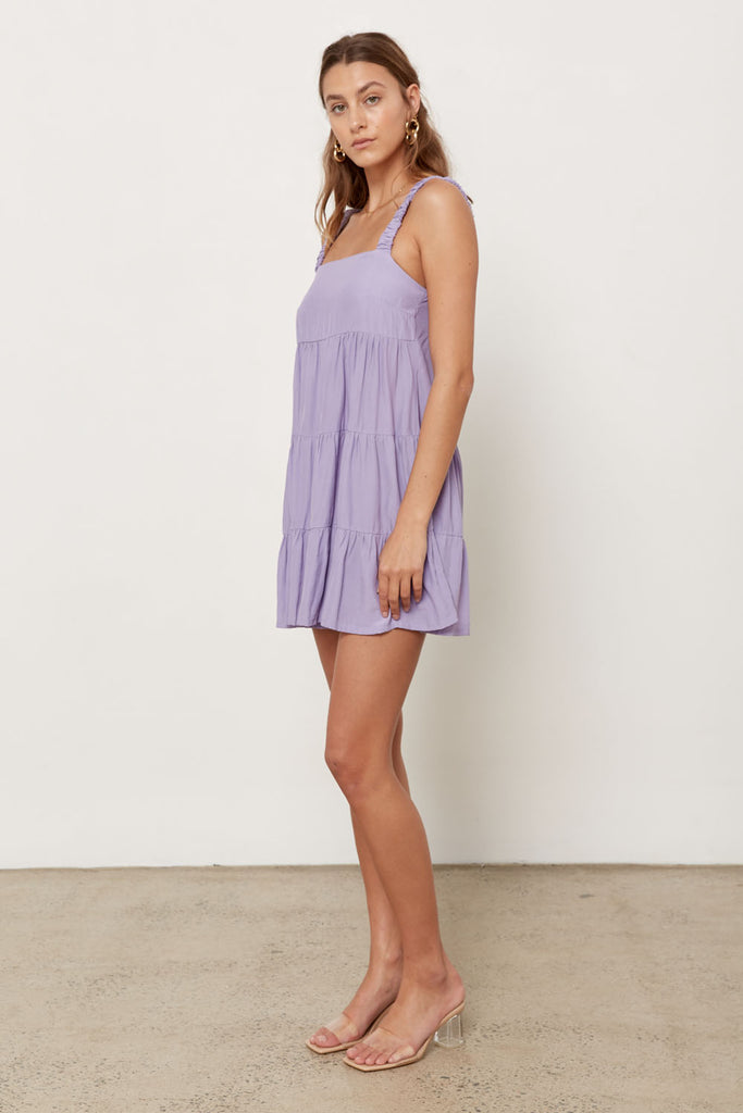 Jackie Dress - Lavender