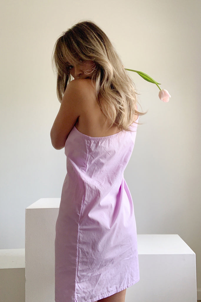Oasis Dress - Orchid
