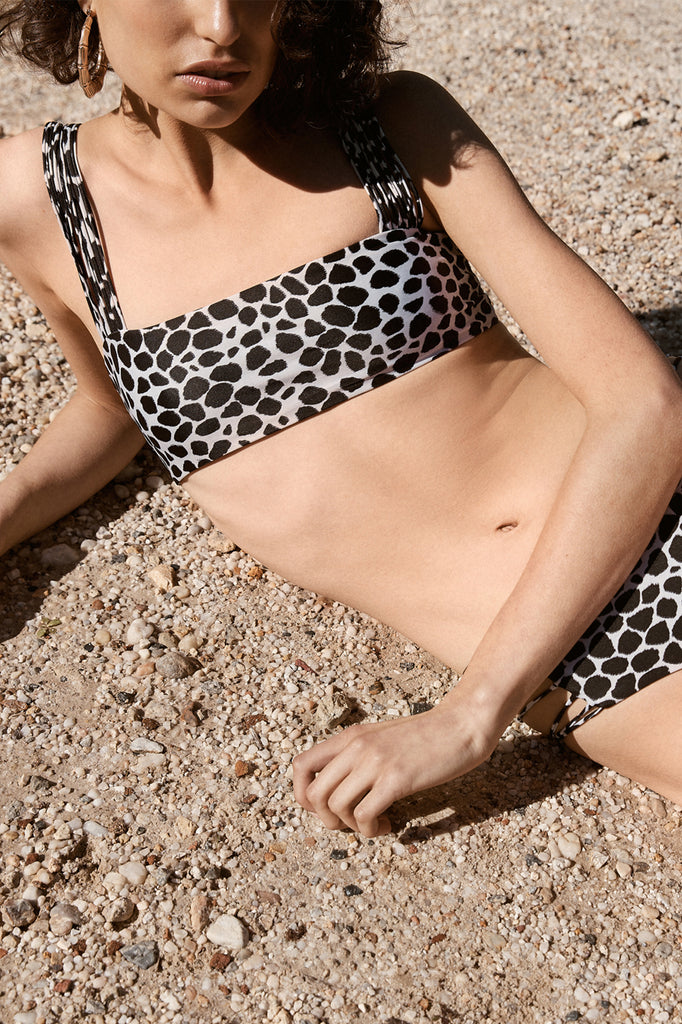 Shores Top | Cheetah - Eco