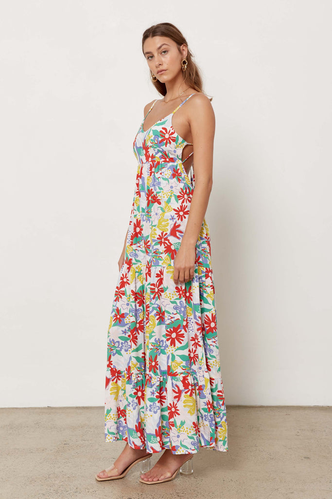 Petey Dress - Hermosa Floral