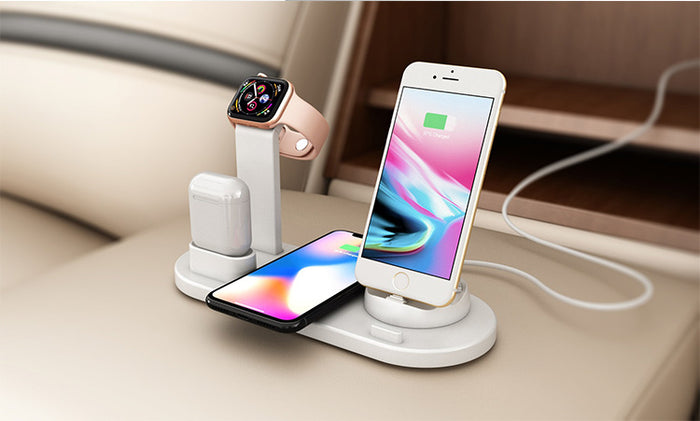 Luxo 3in1 Wireless Charger Dock Station
