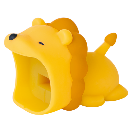 GIANT Lion Charger Pet Cube