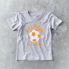 Kids Balmain All Stars Football Tee