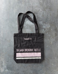 Canvas Tote Bag - The Lolo - Balmain Birchgrove Rozelle