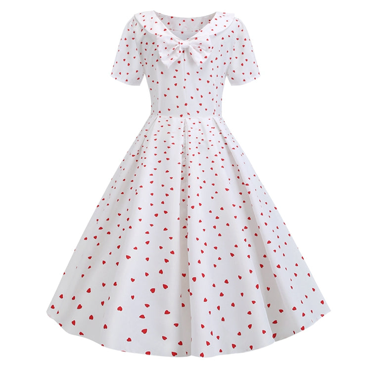 """Forget Me Not"" Swing Dress"