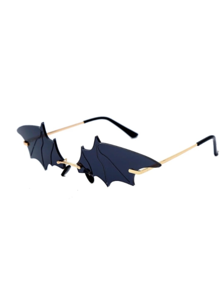 Bat to Blaque - Batwing Sunglasses