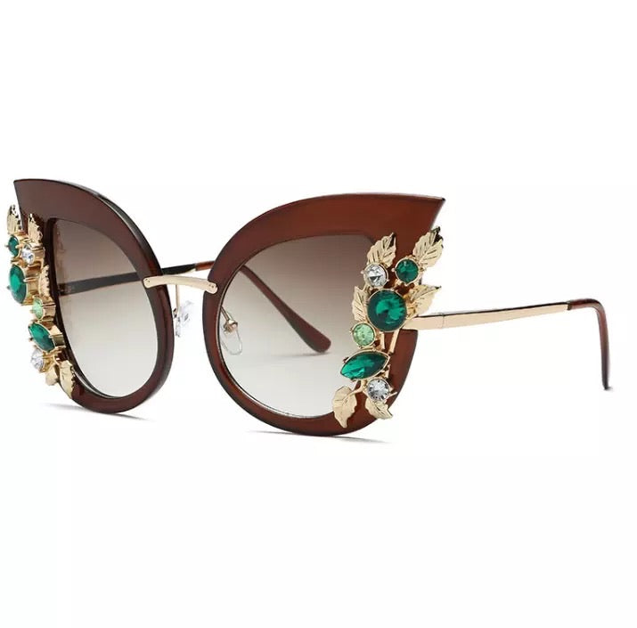 Miss Kitty Coffee Eyewear