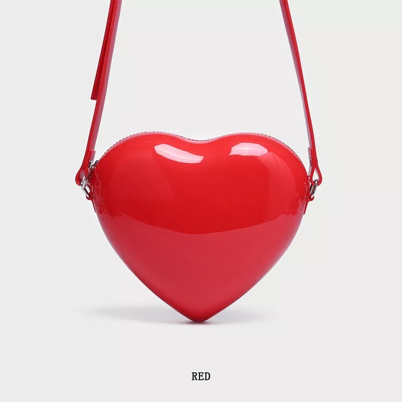 """Love Heart"" Crossbody Bag"