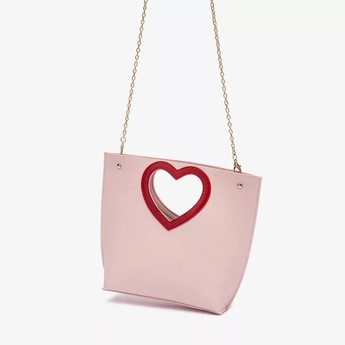 """Piece of My Heart"" Tote Bag"