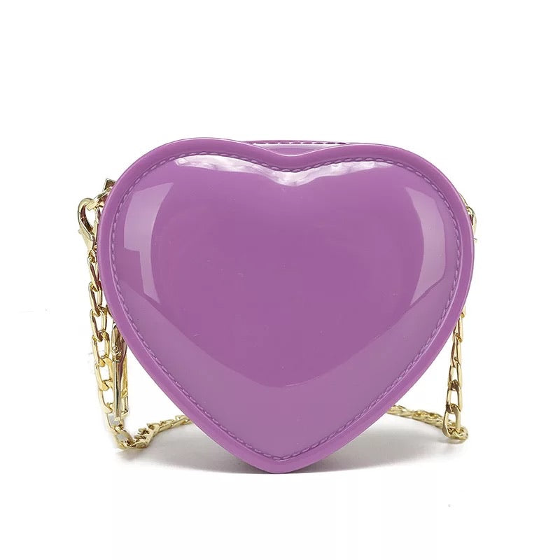 """Sweet Heart"" Mini Crossbody Bag"