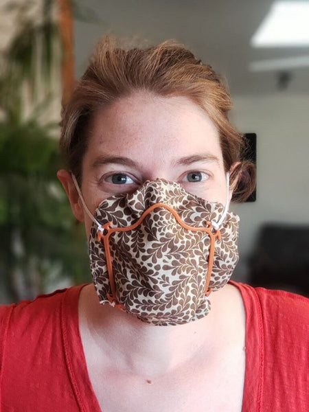 DIY Face Mask Frames: Family 6-Pack